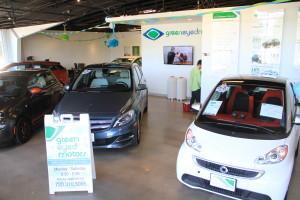 Green Eyed Motors