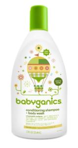 10. BabyGanics