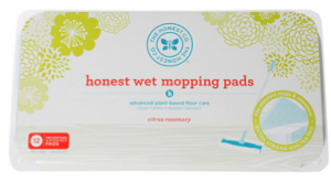 12. The Honest Co. Wet Mopping Pads