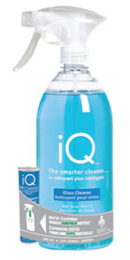 6. IQ Glass Cleaner