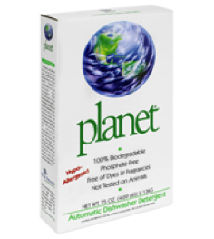 8. Planet Automatic Dishwasher
