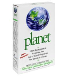 8. Planet Automatic Dishwasher